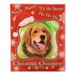 (Golden Retriever) Dog Collection Christmas Ball