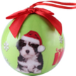 (Havanese Puppy) Animal Collection Christmas Bal