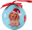 (Labrador) Animal Collection Christmas Ball Orna