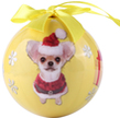 (Chihuahua) Animal Collection Christmas Ball Orn
