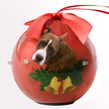 (Pitbull) Dog Collection Twinkling Lights Christ