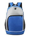 (Blue-Gray) SportsLite Nylon Backpack