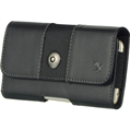 (Black) Horizontal Accent Holster Pouch (6.5)
