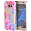 Watercolor Prints TPU Skin Case for Galaxy S7 (Be