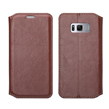 (Brown) Wallet Stand Case for LG G6