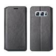 (Black) Wallet Stand Case for Samsung G