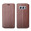 (Brown) Wallet Case for Samsung No