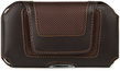 (Brown) Horizontal Holster Carrying Case (4.75)