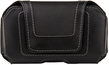 (Black) Horizontal Holster Carrying Case (4.75)