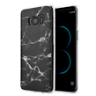 Marble Design TPU Gel Skin Case for Samsung Gala