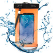 (Orange) Waterproof Carrying Pouch