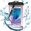 (Pink) Waterproof Carrying Pouch (