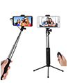 Bluetooth Remote Control Selfie Stick And Mini T