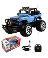 (Blue) Remote Control Extreme Terrain Utility Ve
