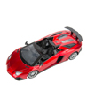(Red) Remote Control Turbo Convertible Racer