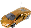 (Gold) Remote Control Thunder Speed Race Car