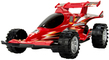 (Red) Friction Power Formula One Race Car