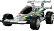 (Silver) Friction Power Formula One Race Car