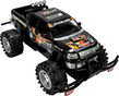 Ultimate Rugged Friction Power Monster Truck