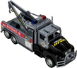 Friction Power Police Rescue Tow Truck