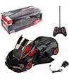Black Speedy Remote Control Sport Racing Model C