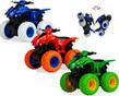 ATV Xtreme Off Road Spinning Wheel Motor Bike Pu