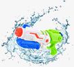 19.5 inch Soaker High Pressure Water Gun Toy, Gr