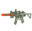 Tactical Combat Toy Rifle Gun with Lights and Vi