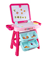 Explore and Write Activity Desk, Double-Sided M