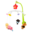 Musical Crib Mobile with Animal Friends