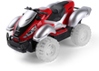 Red Quad ATV Extreme Racing Remote Control Car