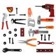 Deluxe Construction Tool Assortment Set