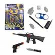 Pretend Play Police Combat Pack 10 Piec