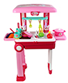 Toy Playset Educational Gourmet Kitchen Cooking