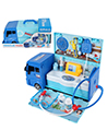 Portable Doctor Office Visit Pretend Play Toy S