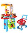 Supermarket Store Super Fun Play set with Preten