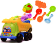 7 Pieces Truck  Beach Toy Set for Kids
