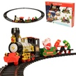 Classic Christmas Train Set with Santa Clause, N