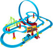 (Red Train) Roller Coaster Train a