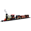 Classic Chirstmas Train Set with Lights, Sounds