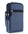 Utility Travel Waist Pouch Carrying Case