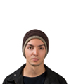 Aerusi Slouchy Beach Beanie (Brown)