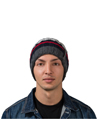 Aerusi Patriot Knitted Beanie (Gre