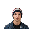 Aerusi Patriot Knitted Beanies