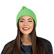 (Green) Aerusi Cashmere Beanie