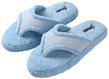 (Size 8) Aerusi Woman Relax Spa Slipper (Ice Blue