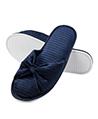 Aerusi Royal Cozy Slide Slipper Navy Bl