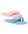 Aerusi Woman Splash Spa Slippers