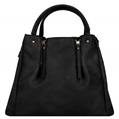 (Black) Alice Crossbody Tote Bag