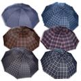 Plaid Umbrella